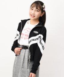 RiCO SUCRE/切替ジップアップスウェットジャケット/502900250