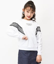 RiCO SUCRE/切替スポーツビッグトレーナー/502900257