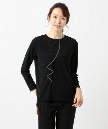 iCB/Fabric Combi Jersey ラインカットソー/502900806