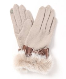 VitaFelice/ラビットファー付き手袋(スマホ対応)/502807719