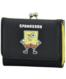 RUNNER/スポンジ・ボブ Sponge Bob 三つ折り財布 BKスポンジ・ボブ 合皮 /502877601