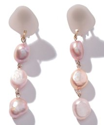 SMIR NASLI/Pearl Shake Earrings/502881168