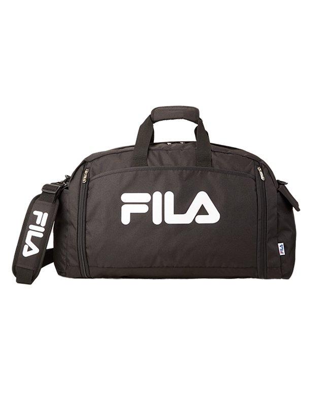 カバンのセレクション フィラ ボストンバッグ 修学旅行 50L 男の子 女の子 メンズ レディース FILA 7583 ユニセックス ブラック フリー 【Bag & Luggage SELECTION】