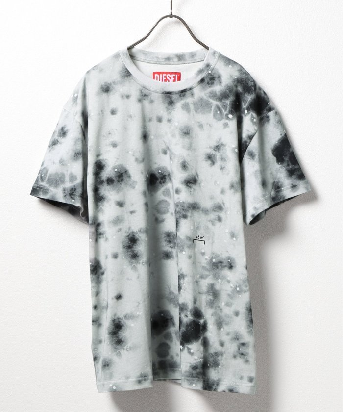 DIESEL REDTAG × A−COLD−WALL* Stain Print T−shirt