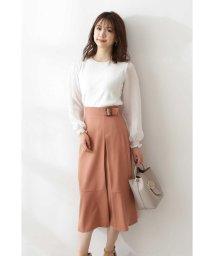 PROPORTION BODY DRESSING/<WEB限定>サイドバックルマーメイドスカート/502902650