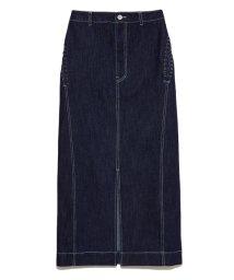 FURFUR/サイドレースアップタイトスカート/502904623