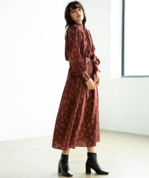 marjour/CLASSICAL FLOWER ONEPIECE/502906586