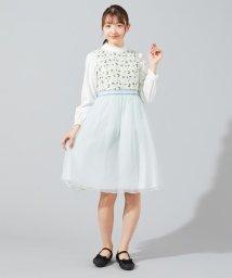KUMIKYOKU KIDS/【150-160cm】マーガレットフェアリードレス/502907669