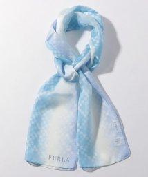 FURLA/FURLA(フルラ) シルクローン プチロングスカーフ/502783960