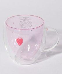 Afternoon Tea LIVING/イチゴ耐熱ダブルウォールマグカップ/502876898