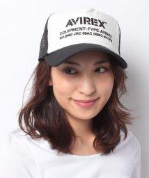 AVIREX/AX_NUMBERING_メッシュキャップ/502885004