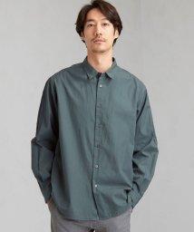 green label relaxing/CM G/D ジャストルーズ レギュラーカラー シャツ/502889151