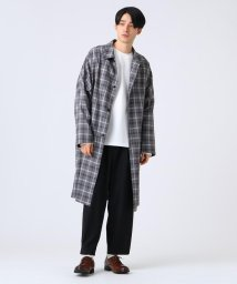 tk.TAKEO KIKUCHI/TRステンドルマンシャツコート/502899851