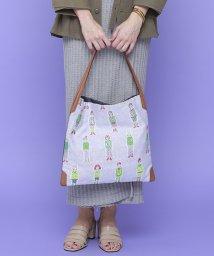 TOPKAPI TREASURE/刺繍柄2wayトートバッグ・ガール MALHIA KENT マリアケント/502900151