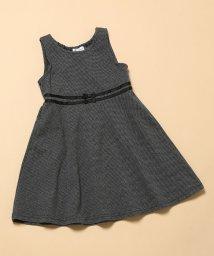 ROPE' PICNIC KIDS/【ROPE' PICNIC KIDS】ウエストリボンジャンパースカート/502904132