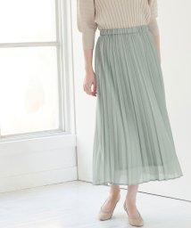 ROPE' PICNIC/シアーアコーディオンプリーツスカート/502908743