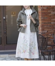 Rose Tiara(L SIZE)/線刺繍フレアスカート/502908900