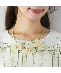 Rose Tiara(L SIZE)/フラワーチェーンネックレス/502908962