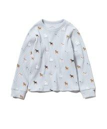 gelato pique Kids&Baby/【KIDS】DOG kids プルオーバー/502909000