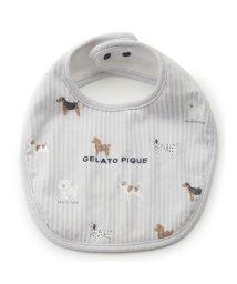 gelato pique Kids&Baby/【BABY】DOG baby スタイ/502909296
