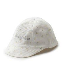gelato pique Kids&Baby/【BABY】リトルフラワー baby キャップ/502909304