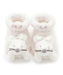 gelato pique Kids&Baby/【BABY】'ベビモコ'ネズミ baby ソックス/502909307