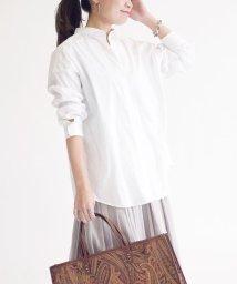 SHIPS WOMEN/【Cangioli】ビッグシャツ◇/502909856
