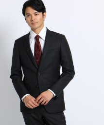 TAKEO KIKUCHI/シャイニーヘリンボンストライプ ジャケット/502909889