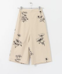 URBAN RESEARCH DOORS/mizuiro ind flower print culotte pants/502909899