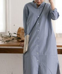 URBAN RESEARCH DOORS/FORK&SPOON ブロードシャツワンピース/502909961