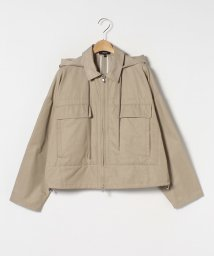 Theory/ブルゾン SOFT TWILL CROPPED ANORAK/502843515