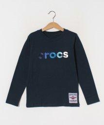crocs(KIDS WEAR)/CROCS 長袖Tシャツ/502887286