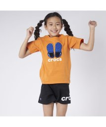crocs(KIDS WEAR)/CROCS 半袖Tシャツ/502887289