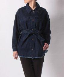 Ciaopanic/デニムBIGシャツジャケット/502899452