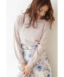 PROPORTION BODY DRESSING/◆アシメレイヤードニット/502910573