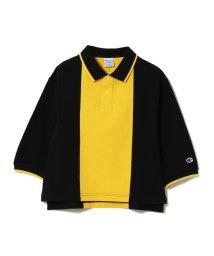 Ray BEAMS/Champion × Ray BEAMS / 別注 2トーン ライン ポロシャツ/502912876