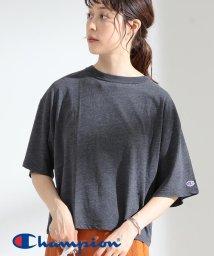 Ray BEAMS/Champion × Ray BEAMS / 別注  ロゴ Tシャツ/502912878
