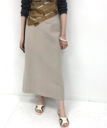 IENA/ライトツイードスカート◆/502913851