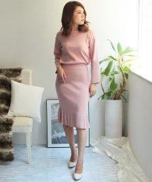 Julia Boutique/2点セット・ニットトップス&マーメイドスカートセットアップ/510438/502913914