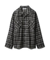 GELATO PIQUE HOMME/【GELATO PIQUE HOMME】チェックシャツ/502914912
