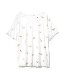 gelato pique/フルーツモチーフTシャツ/502914918