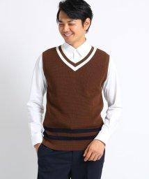 TAKEO KIKUCHI/チルデンセーターベスト/502914937