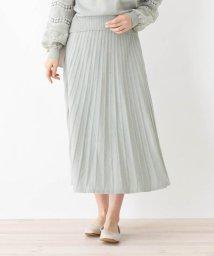 grove/【S-LLまで】もちもちタックプリーツニットスカート/502915272