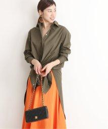 VERMEIL par iena/バックテールシャツ◆/502915420