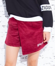 ZIDDY/コールテンアシメスカートパンツ/502752936