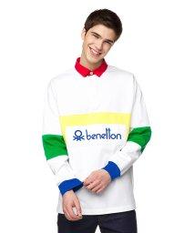 BENETTON (mens)/クラシックロゴラガーシャツ/502892080
