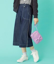 KUMIKYOKU KIDS/【150-170cm】デニムワイドパンツ/502915686