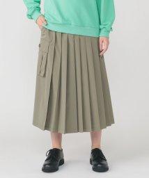 FRAPBOIS/ミリプリーツスカート/502908538