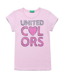 BENETTON (UNITED COLORS OF BENETTON GIRLS)/ポップロゴTシャツ・カットソー/502912964