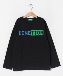 BENETTON (UNITED COLORS OF BENETTON BOYS)/ベーシックロゴ長袖Tシャツ・カットソー/502912969